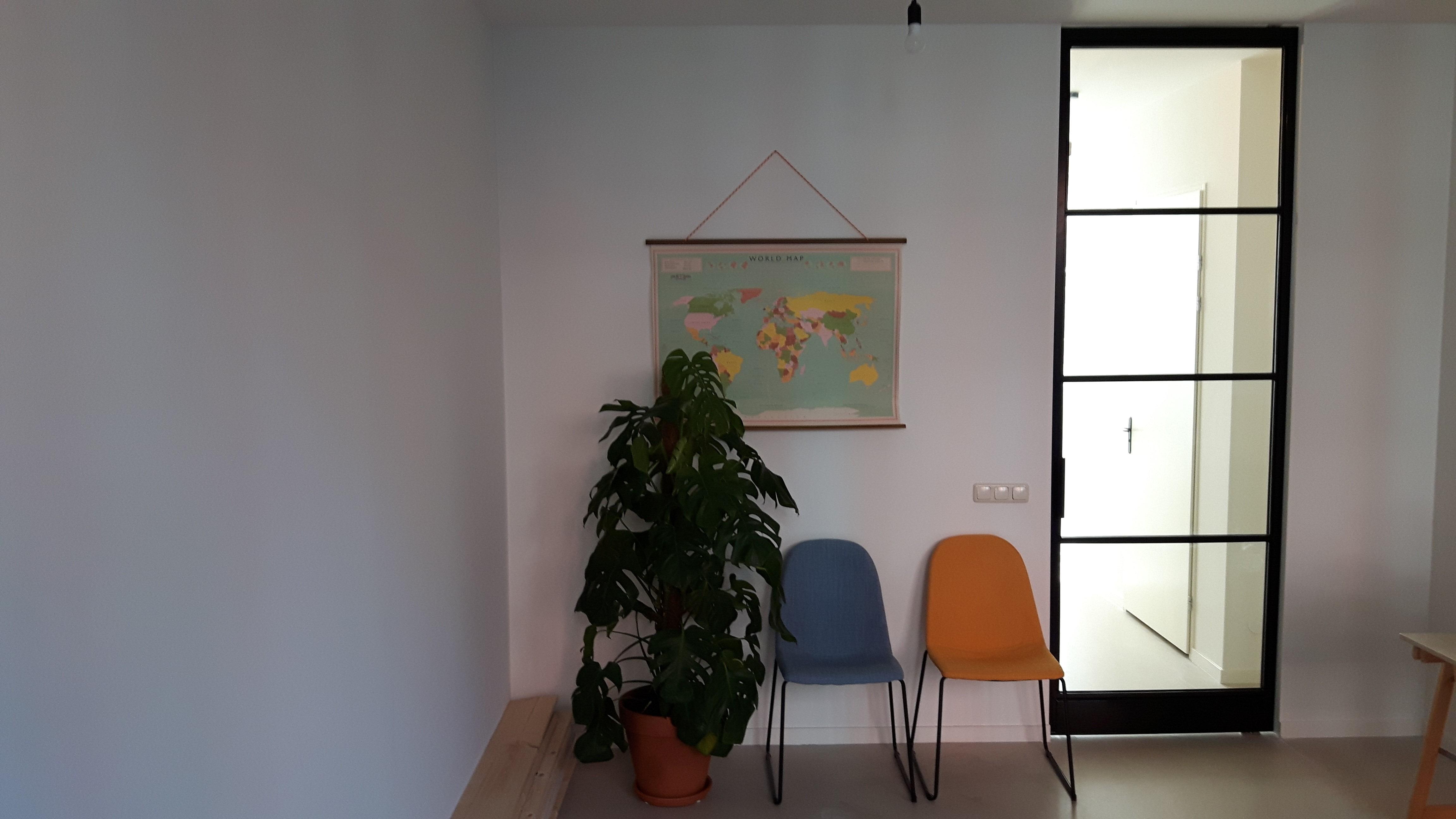 FritsJurgens Taatsdeur zwart 4 vlakken - Den Bosch - Mijn Stalen Deur